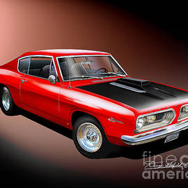 Danny Whitfield - 1967 Plymouth Barracuda