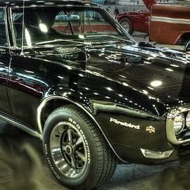 John Straton - 1967 Pontiac Firebird 400 Reverse Selective Color