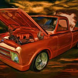 Blake Richards - 1968 Chevy Fleet Side Short Bed