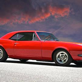 Dave Koontz - 1969 Chevrolet Camaro