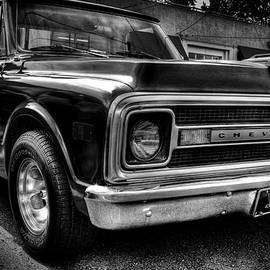 David Patterson - 1969 Chevrolet Pickup V
