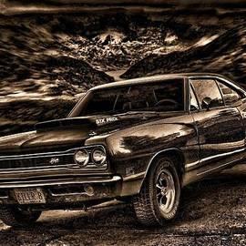 Tim McCullough - 1969 Dodge Super Bee