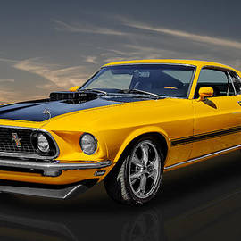 Frank J Benz - 1969 Mach 1 Ford Mustang