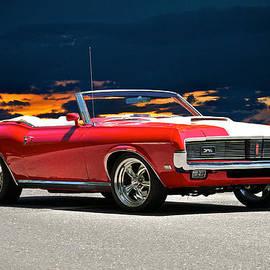 Dave Koontz - 1969 Mercury Cougar Convertible
