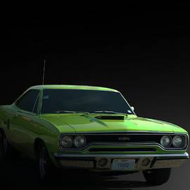 Tim McCullough - 1970 Plymouth GTX