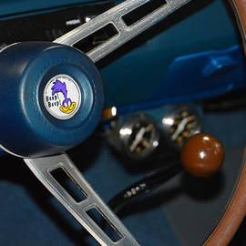 Mike Martin - 1969 Plymouth Road Runner Steering Wheel