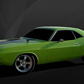 Tim McCullough - 1970 Dodge Challenger RT
