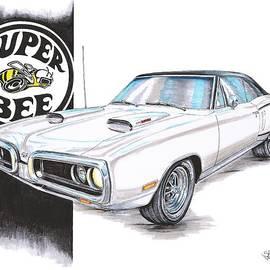 Shannon Watts - 1970 Dodge Super Bee