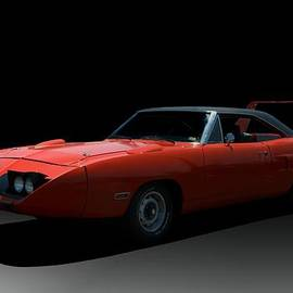 Tim McCullough - 1970 Plymouth Roadrunner Superbird