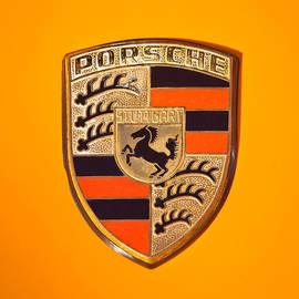 Jill Reger - 1970 Porsche 911 E 2.2 Coupe Sportomatic Emblem - 1