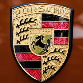Jill Reger - 1970 Porsche 911 S 2.2 Coupe Emblem -0036c45