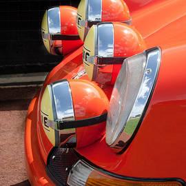 Jill Reger - 1970 Porsche 911 T Headlights - 1