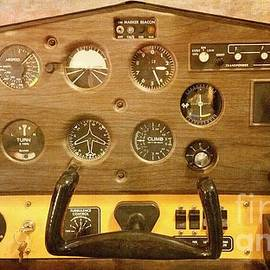 Liane Wright - 1970s Flight Simulator