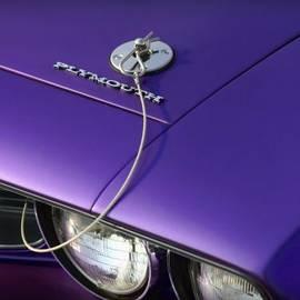 Gordon Dean II - 1971 Plum Crazy Purple Plymouth