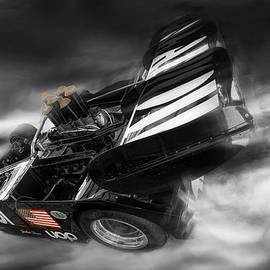 Blake Richards - 1971 Uop Shadow MK11 Can Am Car