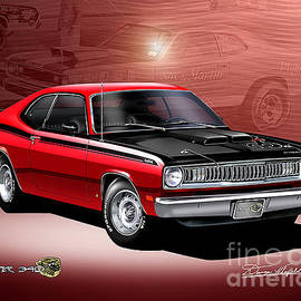Danny Whitfield - 1972 Plymouth Duster