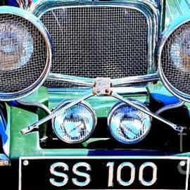 Steven Parker - 1973 Jaguar Replica