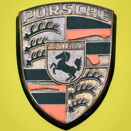 Jill Reger - 1973 Porsche 911 Carrera Rs Lightweigh Emblem - 0497c45