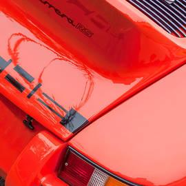 Jill Reger - 1973 Porsche 911 Carrera RS Lightweight Rear Emblem