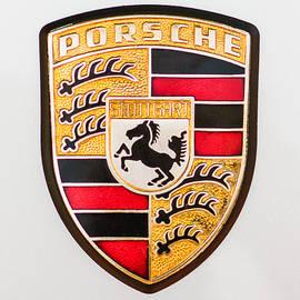 Jill Reger - 1976 Porsche 911 Carrera 2.7 Emblem - 1082c45
