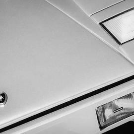 Jill Reger - 1982 Lamborghini Countach 5000S Hood Emblem -1518bw