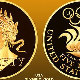 Jim Carrell - 1988 USA Olympic Gold