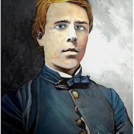 Joan Shaver - 1st Lt. John Rodgers Meigs