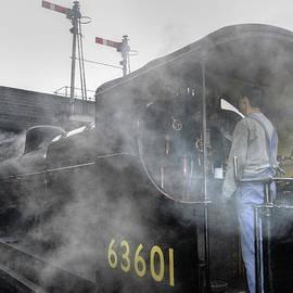 David Davies - 63601 at Loughborough UK