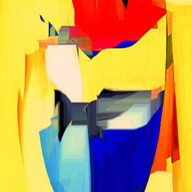 Rafael Salazar - Abstract Series IV