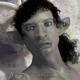 Quim Abella - Actaeon greek