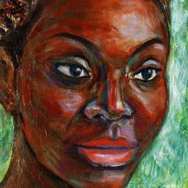 Xueling Zou - African Woman