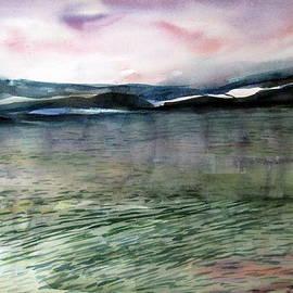 Mindy Newman - Alaskan Waters