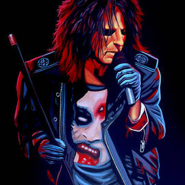 Paul  Meijering - Alice Cooper