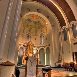 Amanda Stadther - All Saints Catholic Church
