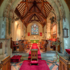 Adrian Evans - Ancient Parish Church