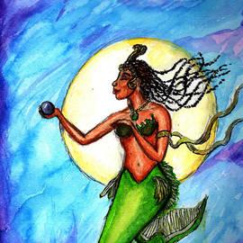 Janice T Keller-Kimball - Arania Queen of the Black Pearl
