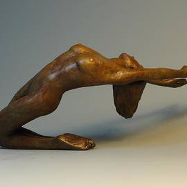 Lisbeth Sabol - Arching Nude