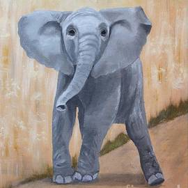 Bev Conover - Baby Elephant