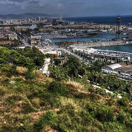 Isaac Silman - Barcelona port