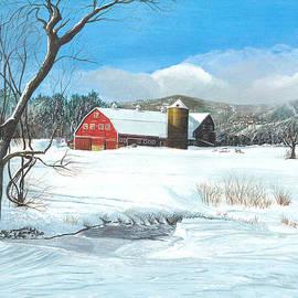 Stuart B Yaeger - below freezing in New England