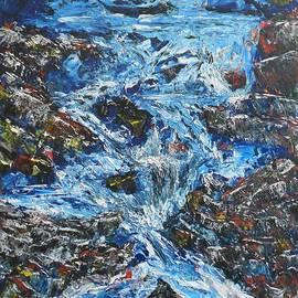Brendan Ludlow - Blue Falls