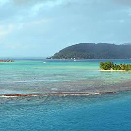 Eva Kaufman - Bora Bora Motu