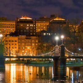 Joann Vitali - Boston Lagoon Bridge