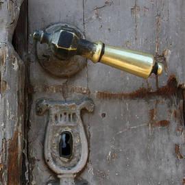 Zeljko Dozet - Brass Handle