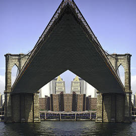 Andre Faubert - Brooklyn bridge