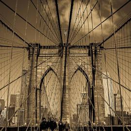 Ryan Donaldson - Brooklyn Bridge