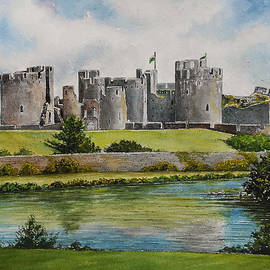 Andrew Read - Caerphilly Castle