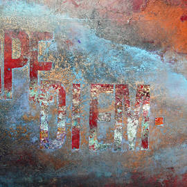 Anahi DeCanio - Carpe Diem Wall Art