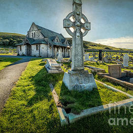 Adrian Evans - Celtic Cross