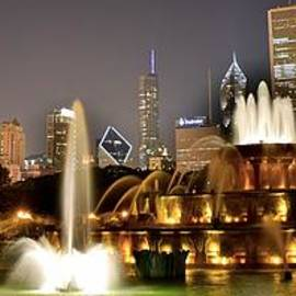 Frozen in Time Fine Art Photography - Chicago Panorama